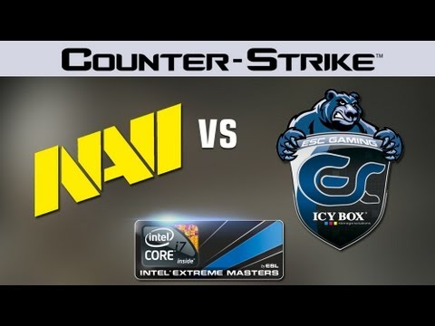 Grand Final CS: Natus Vincere vs. ESC - Intel Extreme Masters World Championship 2012