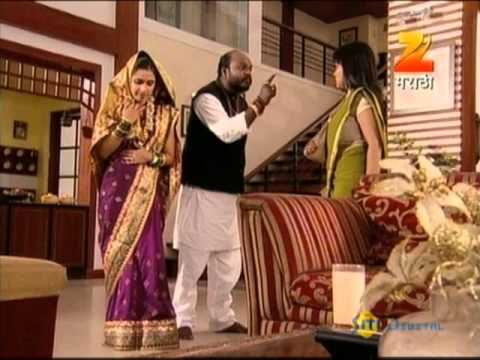Tu Tithe Mi   Episode 165 of 22nd October 2012   Clip 05