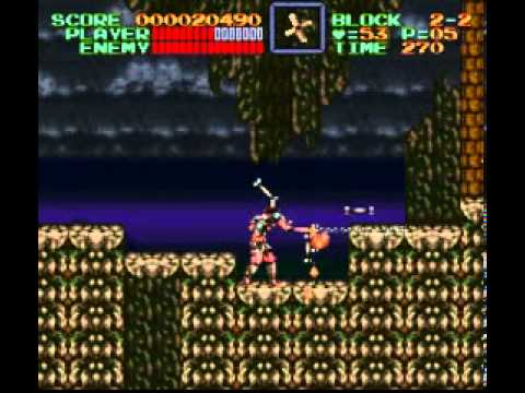 Super Castlevania IV - Super Castlevania IV (SNES) - Vizzed.com Play - User video