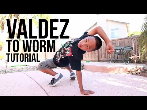 How to Breakdance | Valdez to Worm | Gavin (Art of Teknique)