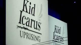 KID ICARUS UPRISING Debut Trailer for Nintendo 3DS - Nintendo Press Conference - E3 2010