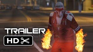 Villains Trailer #1 (2015) - GTA 5 Next Gen Comedy Movie HD