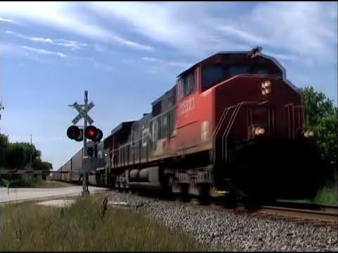 CN Freight Train 2