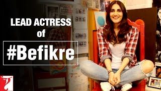 Introducing the LEAD ACTRESS of Aditya Chopra's #Befikre