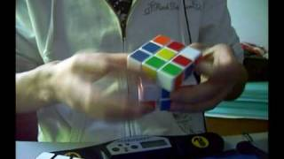 2 Cubes in a row (36.08 sec)