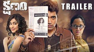 Kshanam Trailer