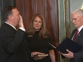 Pompeo Sworn in as CIA Director