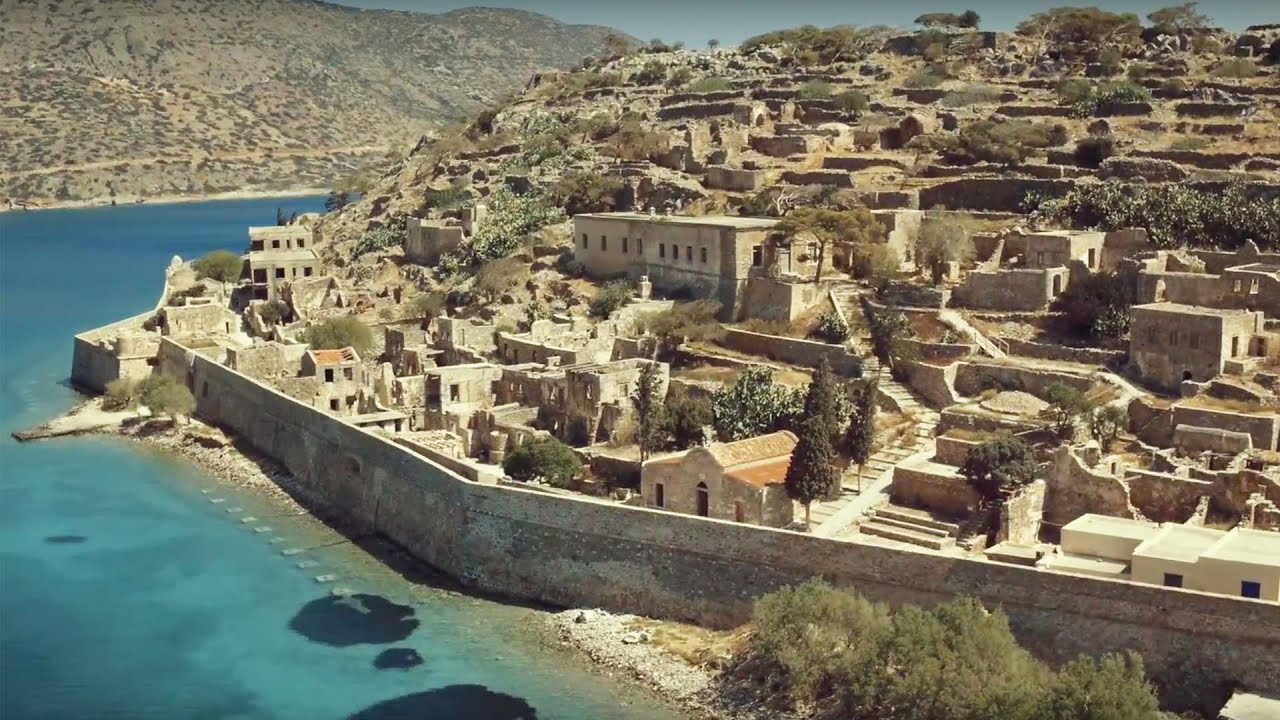 Map Of Ancient Crete Island