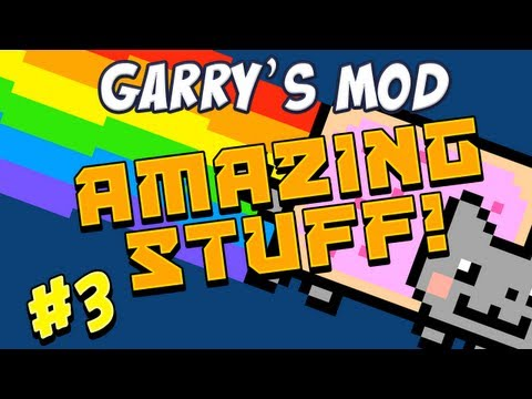 Amazing Stuff Part 3 - Destroy Nyan Cat
