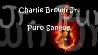 Puro sangue - Charlie Brown Jr. ( Letra ) view on youtube.com tube online.