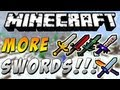 Minecraft 1.6.4 - Como instalar MORE SWORDS MOD - ESPAÑOL TUTORIAL