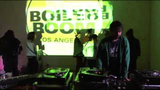 Watch DNTEL Boiler Room Los Angeles DJ Set (Video)