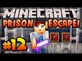 Minecraft PRISON ESCAPE - Episode #12 w/ Ali-A! -
