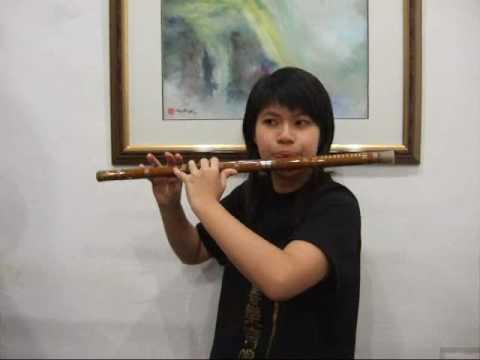 Types and Range of Dizi (Chinese Bamboo Flute) - Part  3