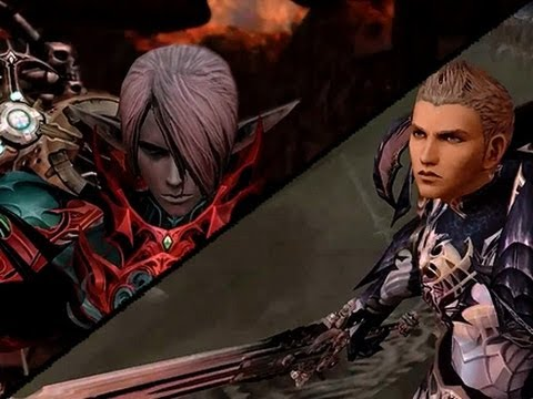 The Blood Alliance Conflict - a Lineage II Vision Trailer