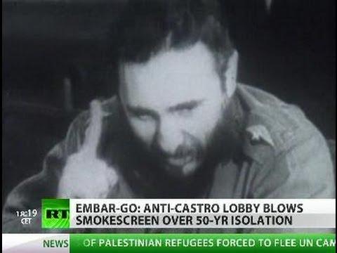 Americans want end to Cuba embargo amid anti-Castro lobby smokescreen
