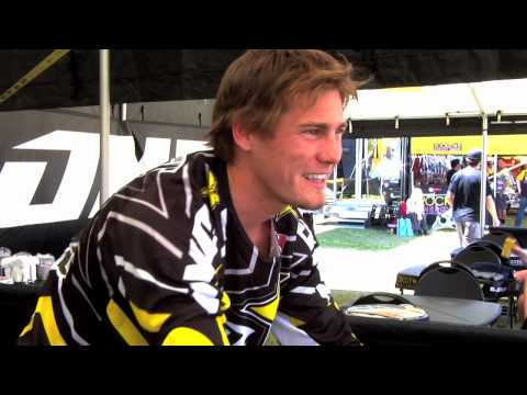 ONE Industries - Team Rockstar Energy Suzuki Motocross Profile
