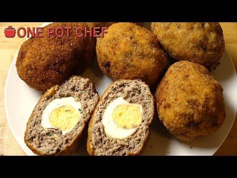 Scotch Eggs | One Pot Chef