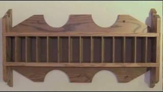 woodworking plans karate belt display