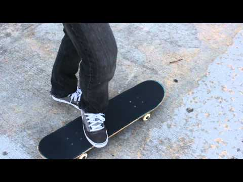 HOW TO HEELFLIP THE EASIEST WAY TUTORIAL
