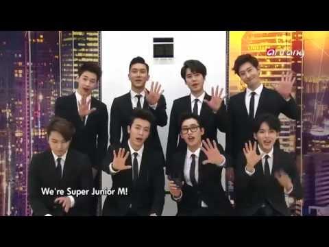 """Showbiz Korea - MUSIC VIDEO SHOOT OF SUPER JUNIOR M'S NEW SONG """"SWING"""""""