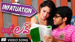 Infatuation Video song   100 % Love