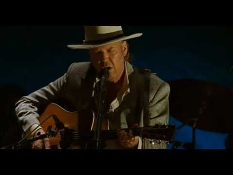 Neil Young - Falling Off The Face Of The Earth