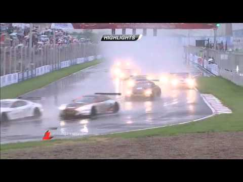 FIA GT1 2011, Beijing, Championship Race - Highlights