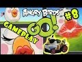 Let's Play Angry Birds Go: Pt. 8 - Money Tips (No Hacks Cheats Mods) Dad & Daughter Gameplay