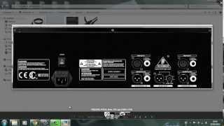 Video Aula Ligando Mix Equalizador e Amplificador ! - YouTube