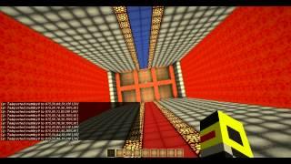 Minecraft-Jumping arrows(custom map)[vanilla minecraft]{PVP}