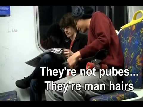 Awkward Train Situations -OxgoKDNJMBQ