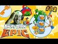 Lets Play Angry Birds EPIC Part 12: I QUIT! Prince Porky Stole My Day! (iOS Face Cam Commentary)