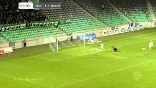 NK Olimpija 3 - 1 ND Mura 05