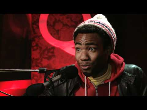Donald Glover on Freedom & Power on QTV