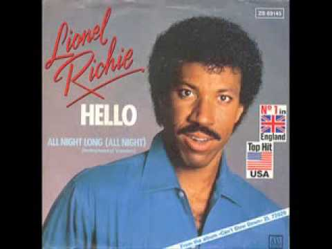 Lionel Richie - Up All Night