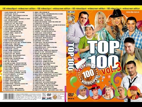 TOP 100 MANELE VOL 3 - Colaj 2014 hituri video manele