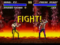 Ultimate Mortal Kombat 3 SNES in 10:20 by Dark Fulgore