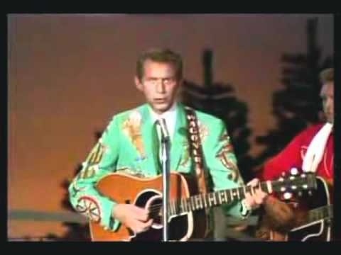 Porter Wagoner - A Satisfied Mind