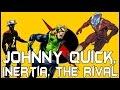 Johnny Quick, Inertia, The Rival. История происхождения / Reverse Flash