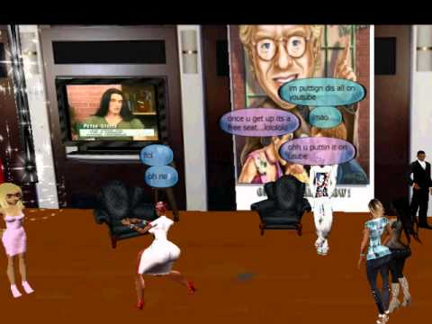 Jerry Springer (Confessions) IMVU Version
