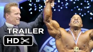 Generation Iron Official Trailer (2013) - Mr. Olympia Bodybuilding Documentary HD