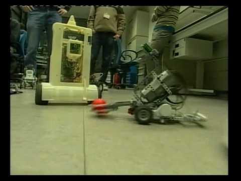 RAI TG Leonardo - 21/01/2010 - Robotica pret a porter (HQ)