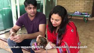 """ਮੁੰਡਾ ਹੋਣ ਦੀ ਦਵਾਈ""   Punjabi Funny Video  Latest Sammy Naz  Pardeep Sharma"
