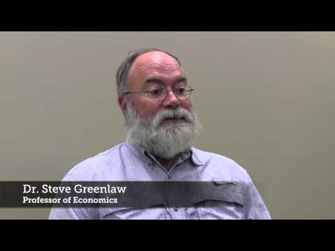 UMW's Steven Greenlaw: Higher Education and Liberal Arts