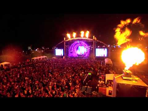 The Electric Daisy Carnival Experience (Trailer)