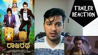 Rajaratha Trailer Reaction