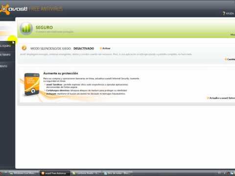 Como descargar Avast! antivirus 2011 gratis