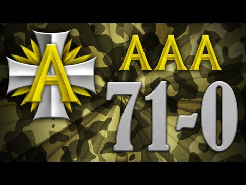 MW3 71-0 Gameplay MOAB! - A.A.A. Ep.1! - (Modern Warfare 3 Multiplayer Gameplay)