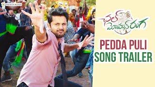 Pedda Puli Song Trailer - Chal Mohan Ranga